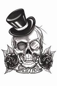 35 skull tattoos
