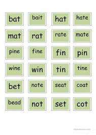 11 free esl short vowels worksheets