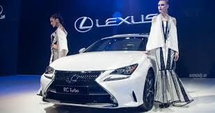 sieu xe lexus o viet nam lexus rc200t coupe 2016 tại triển lãm ôtô việt nam 2016