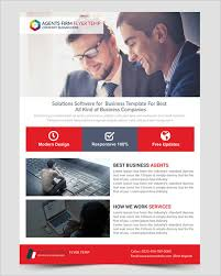 brochure templates for business free download 20 fabulous free business flyer templates free premium templates