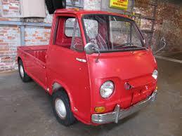 subaru 360 van puny pickup project 1969 subaru sambar