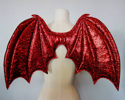 halloween costume coupon red devil wings costume wings halloween costume red wings