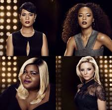 empire the television show hair and makeup the ladies of empire look stunning in this new covergirl