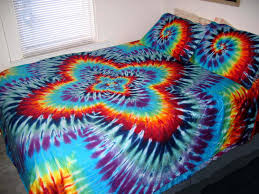Tie Dye Bed Set Tie Dye Bed Comforter All Modern Home Designs Hilarious