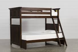 dalton twin full bunk bed living spaces