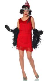 1920 u0027s flapper women u0027s costume red 20 u0027s flapper dress