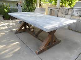 outdoor table old reclaimed pine usa made