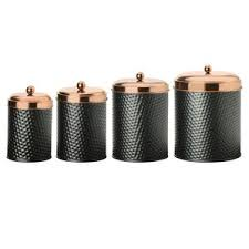 copper canisters kitchen kitchen canisters jars you ll wayfair