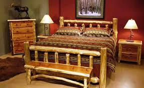 Colorado Bedroom Furniture Rustic Log Bedroom Furniture Ideas Glamorous Bedroom Design