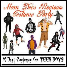 Cool Halloween Costumes Teenage Guys Teen Halloween Costumes 10 Teen Boys