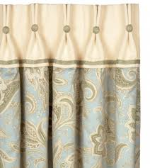 Double Shower Curtains With Valance Curtains Fabric Shower Curtain Bathroom Shower Curtain Ideas