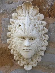 garden ornament venetian mask garden ornaments
