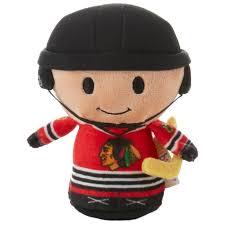 itty bittys nhl chicago blackhawks stuffed animal limited