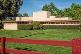 Walton House Floor Plan Frank Lloyd Wright In California Houses And Designs