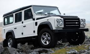 new land rover defender 2009 land rover defender 110 xs station wagon first drive review