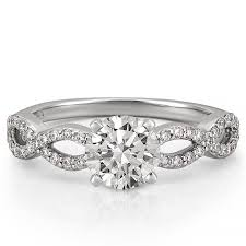 infinity wedding rings infinity engagement ring infinity diamond ring do