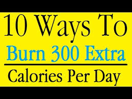 Desk Exercises To Burn Calories 10 Ways To Burn An Extra 300 Calories Per Day Youtube