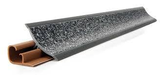 abschlussleiste küche abschlussleiste küche arbeitsplatte küchenleiste granit dunkel