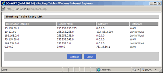 Windows Routing Table How To Setup Vlans On A Cisco Sg 300 20 Managed Switch