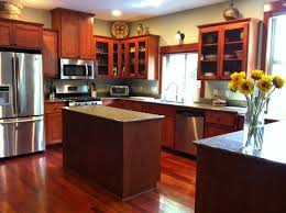 Red Mahogany Kitchen Cabinets 100 Cherry Wood Cabinets Kitchen Kitchen Amazing Solid