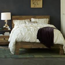 Bed Ideas by Interior Rustic Pallet Bed Ideas With Warm Interior Nuance