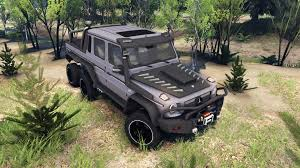 mercedes benz jeep 2014 mercedes benz g65 amg 6x6 ultimate for spin tires