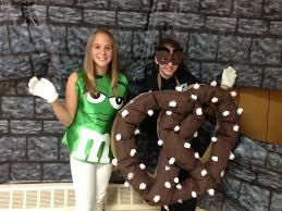 m m costume no sew pretzel costume the bright ideas