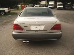 mercedes cl600 amg price 1995 mercedes s 600 coupe cl 600 v12 motor amg for sale