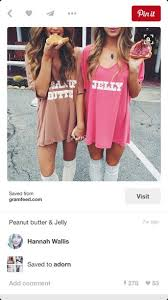 Halloween Costume Peanut Butter Jelly Shirt Oversized Shirt Shirt Dress Pink Shirt Halloween