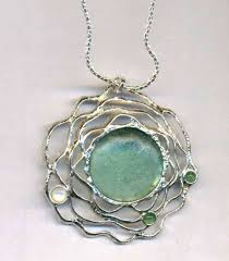 glass jewelry necklace images 208 best jewelry roman glass jewelry images glass jpg