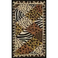 Leopard Print Runner Rug Animal Print Outdoor Rugs You U0027ll Love Wayfair