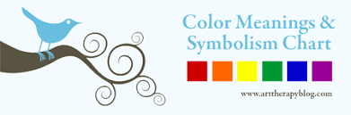 color or colour color symbolism chart color meanings chart color charts