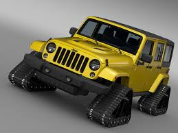 jeep wrangler unlimited x1 crawler 2016 3d model vehicles 3d