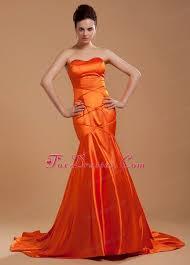 orange poofy prom dresses long dresses online