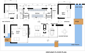 modern house layout modern house plans for you called sotogrande house design by a