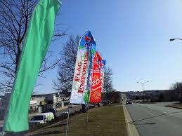Flag Placement Advertising Flags U2013 Flagwale Com