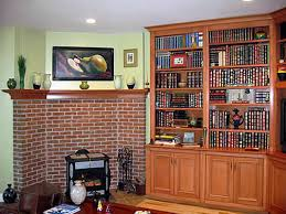 andrew smith woodworking quality custom bookcases