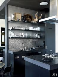 kitchen television ideas 8 bold black kitchen ideas to improve your style at home