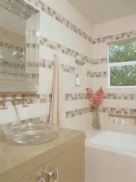 hidden spaces in your small bathroom hgtv keep a simple color palette small bathroom