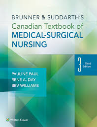 brunner u0026 suddarth u0027s canadian textbook of medical surgical