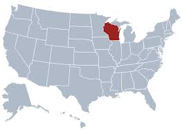 wisconsin map usa wisconsin state information symbols capital constitution