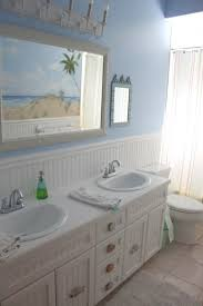 Bathroom Beadboard Ideas Colors Gorgeous Shabby Chic Bathroom Curtain Ideas Using Sheer Fabric