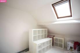 bureau sous pente aménager et isoler un bureau sous les combles maison créative