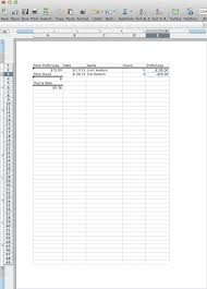 Creating A Spreadsheet Creating A Simple Results Tracking Spreadsheet