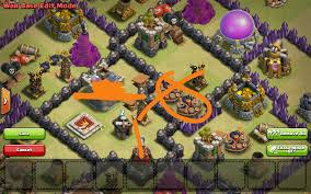 clash of clans hog rider clash of clans 3 star townhall 8 hog riders attack strategy
