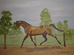 decor horse paintings with oil painting gallery in horse artwork