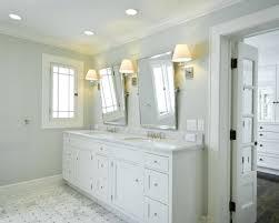 mirrors newport 60 double sink bathroom vanity set with mirror