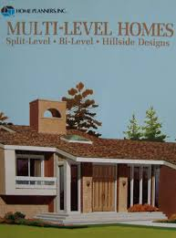 Small Split Level House Plans Amazon Com Multi Level Homes Split Level Bi Level Hillside