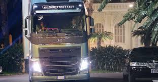 volvo truck video volvo pranks casino valet giving him a huge truck to park