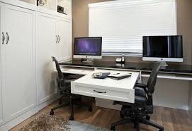 Custom Home Office Cabinets In Custom Home Office Cabinets In Southern California Regarding
